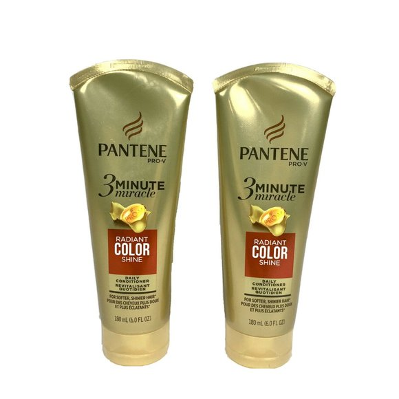 Pantene Other - Pantene Pro-V - 3 Minute Miracle Conditioners 6oz